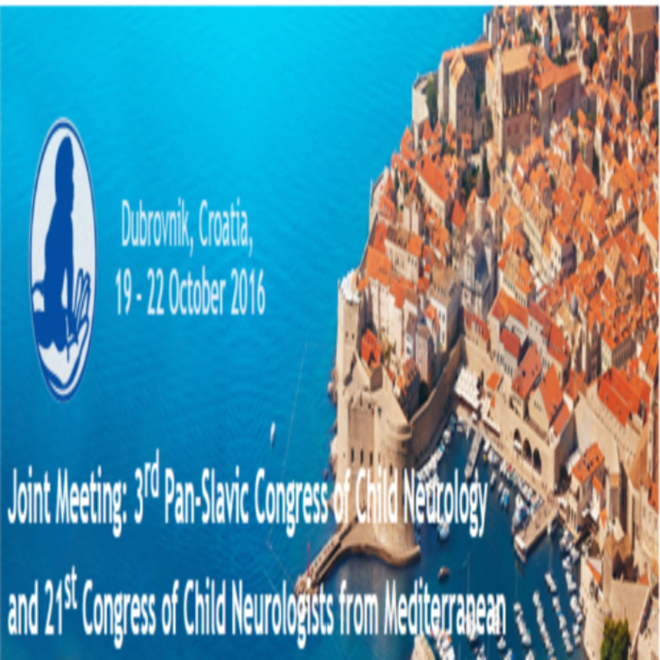 3rd Pan-Slavic Congress of Child Neurology and 21st Congress of Child Neurologists from Mediterranean